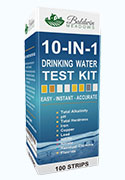 Baldwin Meadows 10-in-1 Drinking Water Test Kit