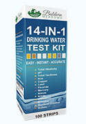 Baldwin Meadows 14-in-1 Drinking WaterTest Kit
