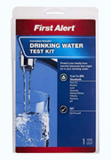 WT1 Drinking Water Test Kit First Alert