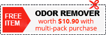 Odor Removers FREE ITEMS